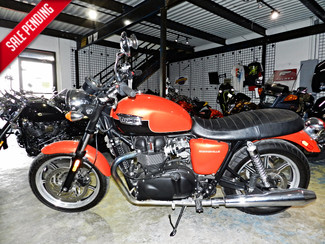 2013 Triumph Bonneville SE **Warranty! in Hollywood, Florida
