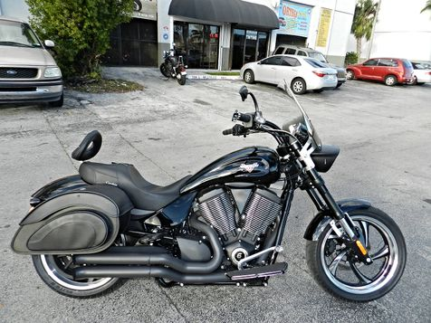 2013 Victory Hammer 8-BALL 8BALL 8 BALL MUST SEE! *WARRANTY in Hollywood, Florida