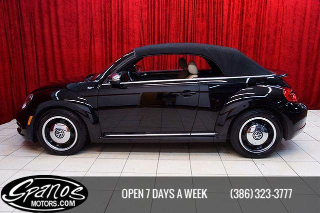 2013 Volkswagen Beetle Convertible 2.5L 50s Edition Daytona Beach, FL 5