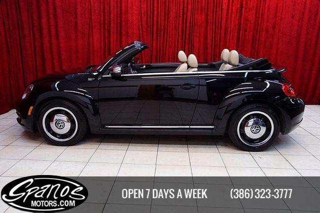 2013 Volkswagen Beetle Convertible 2.5L 50s Edition Daytona Beach, FL 4