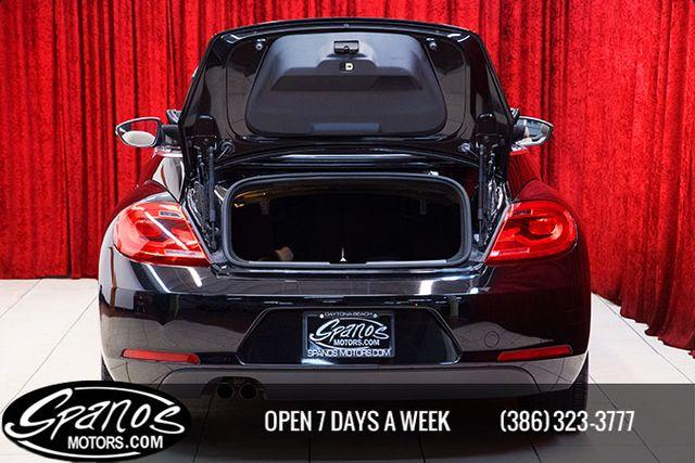 2013 Volkswagen Beetle Convertible 2.5L 50s Edition Daytona Beach, FL 42