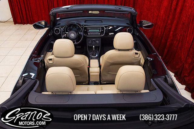 2013 Volkswagen Beetle Convertible 2.5L 50s Edition Daytona Beach, FL 38
