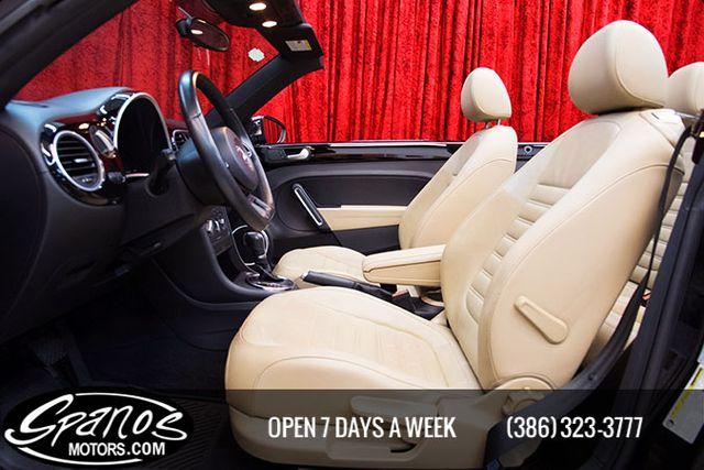 2013 Volkswagen Beetle Convertible 2.5L 50s Edition Daytona Beach, FL 22