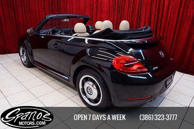 2013 Volkswagen Beetle Convertible 2.5L 50s Edition Daytona Beach, FL 43