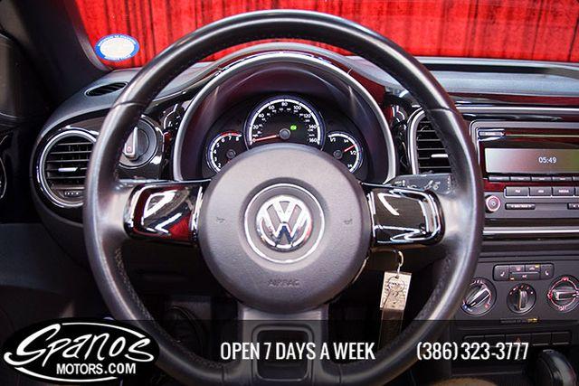 2013 Volkswagen Beetle Convertible 2.5L 50s Edition Daytona Beach, FL 24