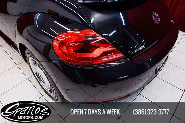 2013 Volkswagen Beetle Convertible 2.5L 50s Edition Daytona Beach, FL 17