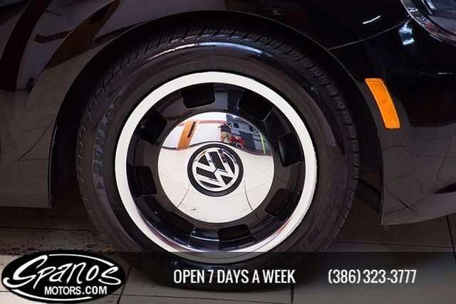 2013 Volkswagen Beetle Convertible 2.5L 50s Edition Daytona Beach, FL 35