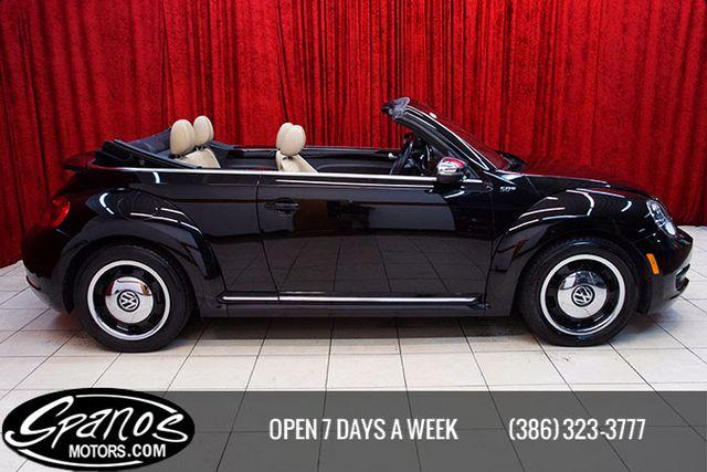 2013 Volkswagen Beetle Convertible 2.5L 50s Edition Daytona Beach, FL 3