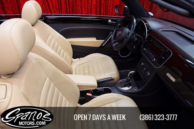 2013 Volkswagen Beetle Convertible 2.5L 50s Edition Daytona Beach, FL 36