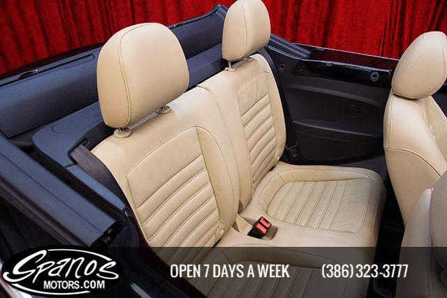 2013 Volkswagen Beetle Convertible 2.5L 50s Edition Daytona Beach, FL 37