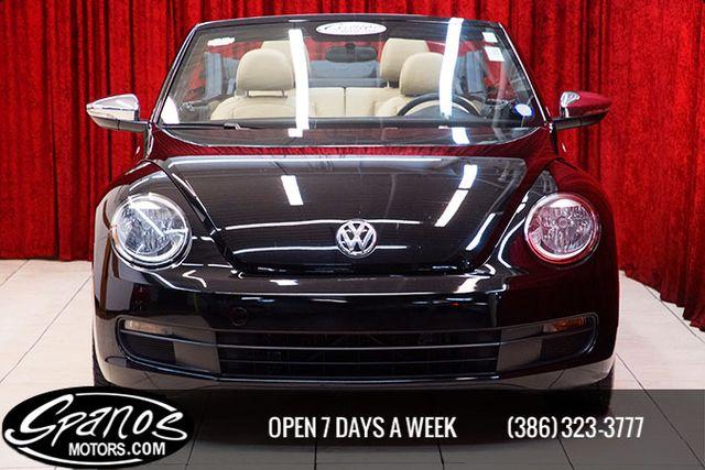2013 Volkswagen Beetle Convertible 2.5L 50s Edition Daytona Beach, FL 1
