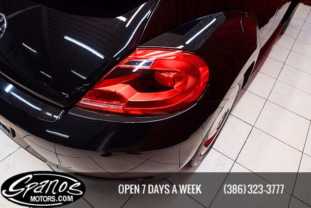2013 Volkswagen Beetle Convertible 2.5L 50s Edition Daytona Beach, FL 18