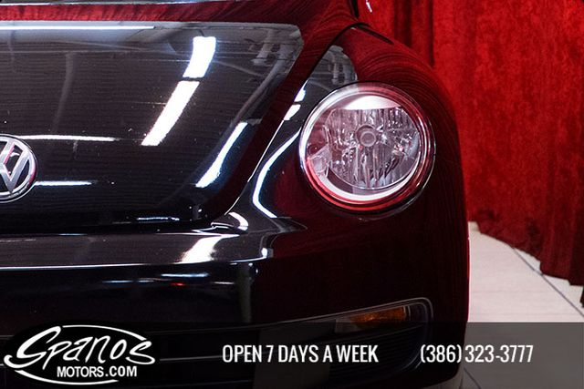 2013 Volkswagen Beetle Convertible 2.5L 50s Edition Daytona Beach, FL 8