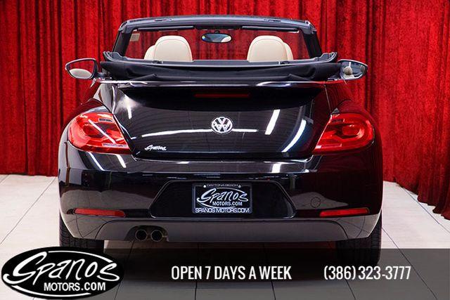 2013 Volkswagen Beetle Convertible 2.5L 50s Edition Daytona Beach, FL 2