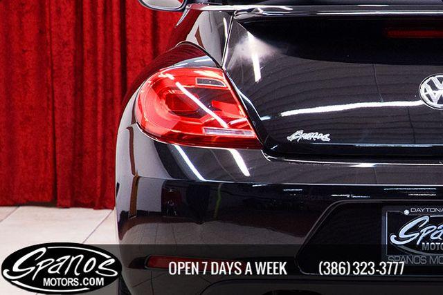 2013 Volkswagen Beetle Convertible 2.5L 50s Edition Daytona Beach, FL 15