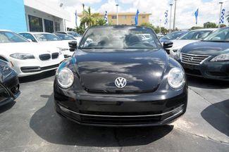 2013 Volkswagen Beetle Convertible 2.0T w/Sound/Nav Hialeah, Florida 1