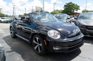 2013 Volkswagen Beetle Convertible 2.0T w/Sound/Nav Hialeah, Florida 2