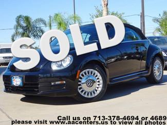 2013 Volkswagen Beetle Convertible in Houston TX