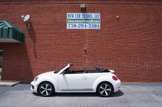 2013 Volkswagen Beetle Convertible 2.0T w/Sound/Nav Loganville, Georgia 1