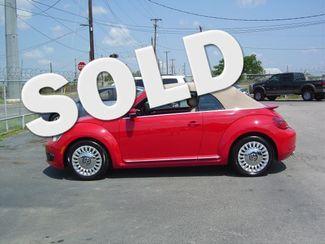 2013 Volkswagen Beetle Convertible 2.5L w/Tech San Antonio, Texas