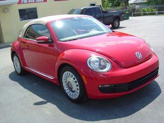 2013 Volkswagen Beetle Convertible 2.5L w/Tech San Antonio, Texas 3