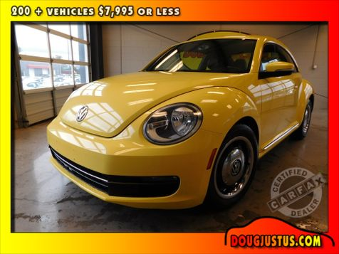 2013 Volkswagen Beetle Coupe 2.5L in Airport Motor Mile ( Metro Knoxville ), TN