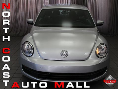 2013 Volkswagen Beetle Coupe 2dr Automatic 2.5L PZEV in Akron, OH