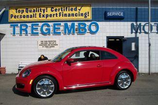 2013 Volkswagen Beetle Coupe 2.5L w/Sun/Sound/Nav Bentleyville, Pennsylvania 23