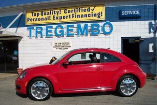 2013 Volkswagen Beetle Coupe 2.5L w/Sun/Sound/Nav Bentleyville, Pennsylvania 1