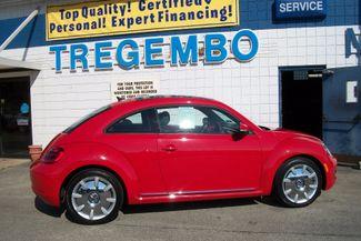 2013 Volkswagen Beetle Coupe 2.5L w/Sun/Sound/Nav Bentleyville, Pennsylvania 58