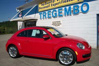 2013 Volkswagen Beetle Coupe 2.5L w/Sun/Sound/Nav Bentleyville, Pennsylvania 38