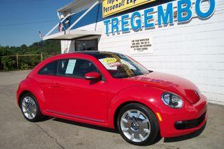 2013 Volkswagen Beetle Coupe 2.5L w/Sun/Sound/Nav Bentleyville, Pennsylvania 53