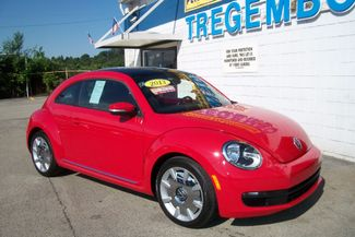 2013 Volkswagen Beetle Coupe 2.5L w/Sun/Sound/Nav Bentleyville, Pennsylvania 11