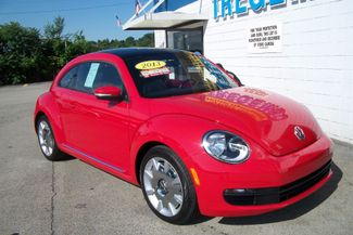 2013 Volkswagen Beetle Coupe 2.5L w/Sun/Sound/Nav Bentleyville, Pennsylvania 57