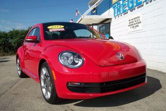 2013 Volkswagen Beetle Coupe 2.5L w/Sun/Sound/Nav Bentleyville, Pennsylvania 54