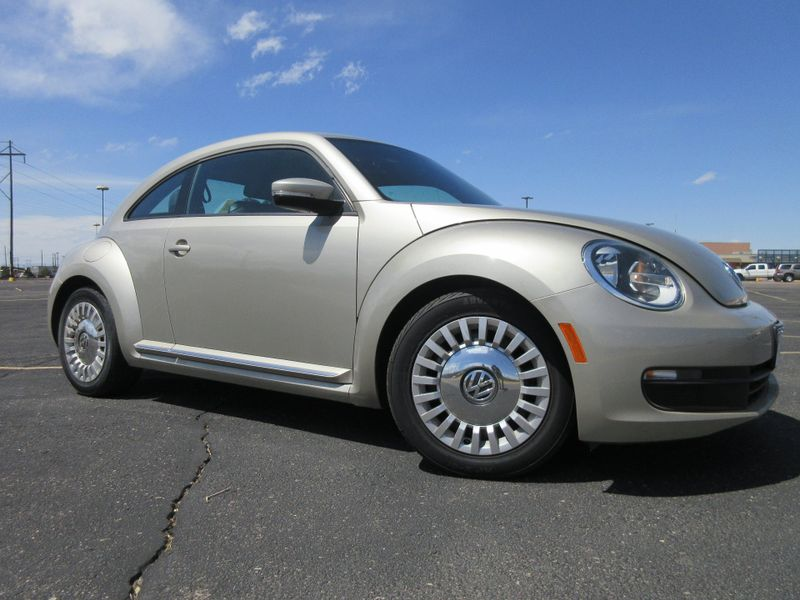 2013 Volkswagen Beetle Coupe 25L  Fultons Used Cars Inc  in , Colorado
