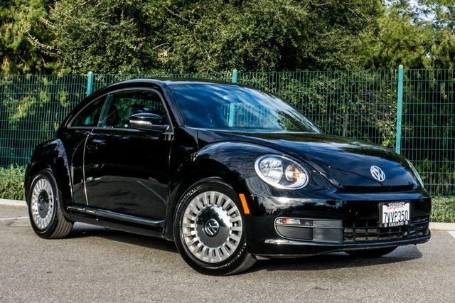 2013 Volkswagen Beetle Coupe 2.5L Reseda, CA 3