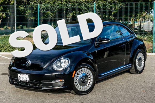 2013 Volkswagen Beetle Coupe 2.5L Reseda, CA 0