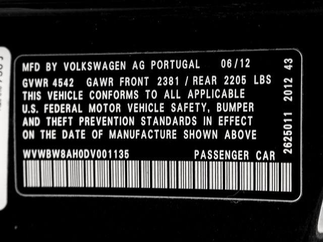 2013 Volkswagen Eos Sport Burbank, CA 28