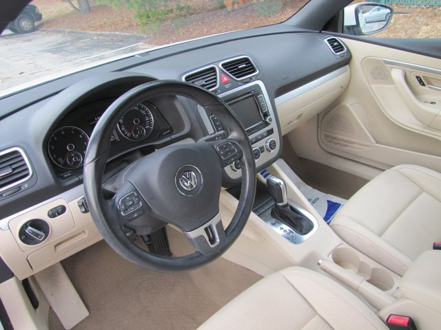 2013 Volkswagen Eos St. Louis, Missouri 7