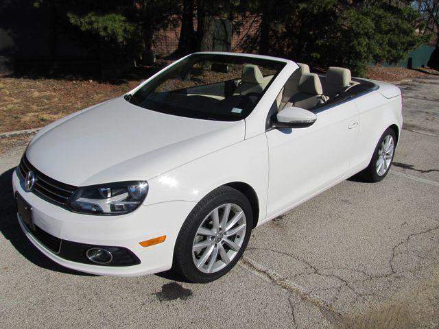 2013 Volkswagen Eos St. Louis, Missouri 1