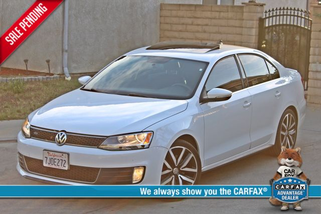 2013 Volkswagen GLI AUTOBAHN 6-SPEED MANUAL 64K MLS LEATHER SUNROOF ALLOY WHLS SERVICE RECORDS Woodland Hills, CA 0