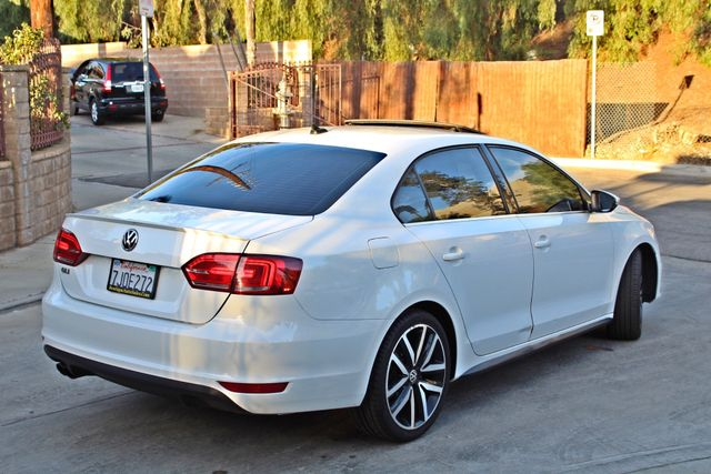 2013 Volkswagen GLI AUTOBAHN 6-SPEED MANUAL 64K MLS LEATHER SUNROOF ALLOY WHLS SERVICE RECORDS Woodland Hills, CA 5