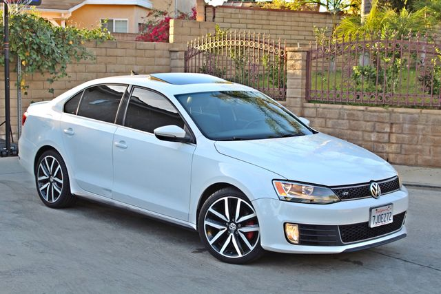2013 Volkswagen GLI AUTOBAHN 6-SPEED MANUAL 64K MLS LEATHER SUNROOF ALLOY WHLS SERVICE RECORDS Woodland Hills, CA 7