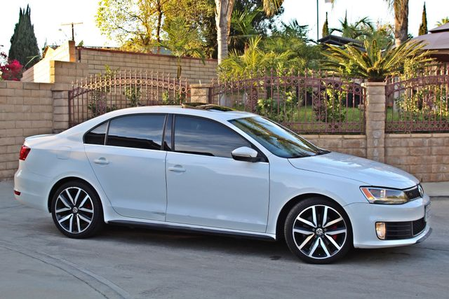 2013 Volkswagen GLI AUTOBAHN 6-SPEED MANUAL 64K MLS LEATHER SUNROOF ALLOY WHLS SERVICE RECORDS Woodland Hills, CA 6