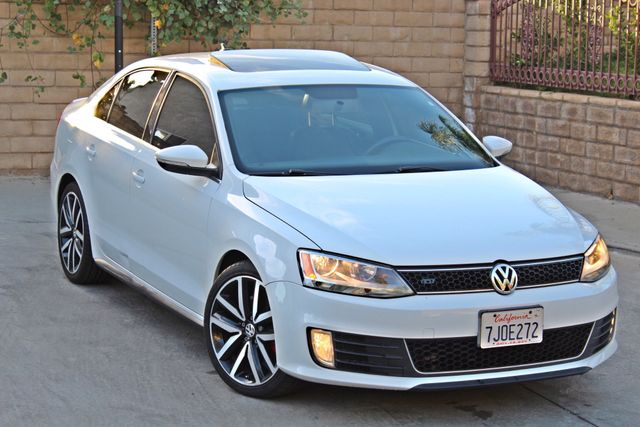 2013 Volkswagen GLI AUTOBAHN 6-SPEED MANUAL 64K MLS LEATHER SUNROOF ALLOY WHLS SERVICE RECORDS Woodland Hills, CA 8
