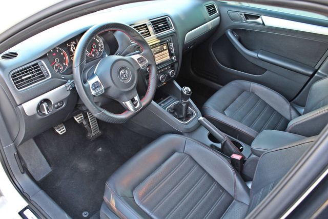 2013 Volkswagen GLI AUTOBAHN 6-SPEED MANUAL 64K MLS LEATHER SUNROOF ALLOY WHLS SERVICE RECORDS Woodland Hills, CA 13