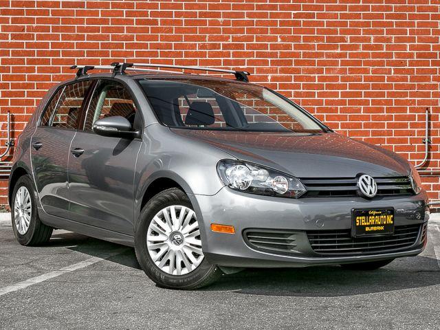 2013 Volkswagen Golf w/Conv & Sunroof Burbank, CA 1