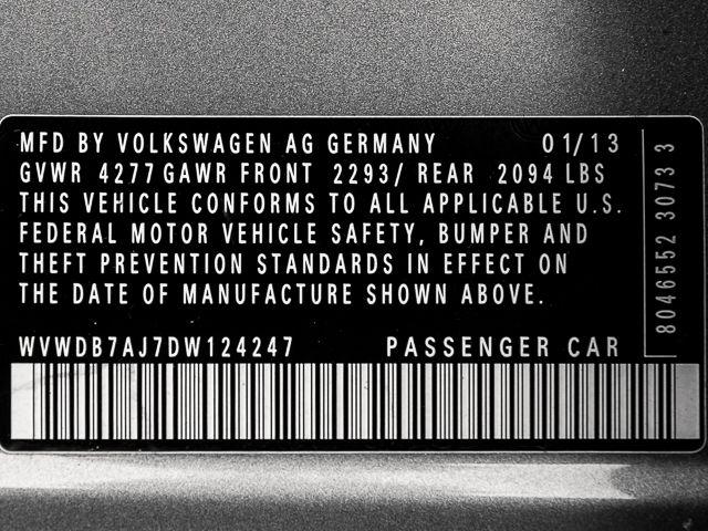 2013 Volkswagen Golf w/Conv & Sunroof Burbank, CA 17