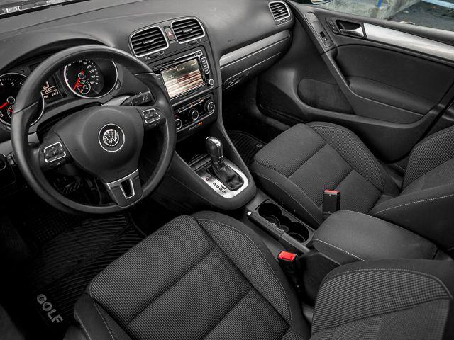 2013 Volkswagen Golf w/Conv & Sunroof Burbank, CA 9